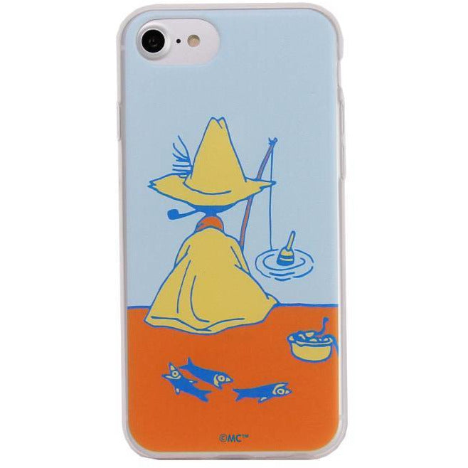 #OURSEA Moomin Soft Case Snufkin + waterproof bag - Docover - The Official Moomin Shop