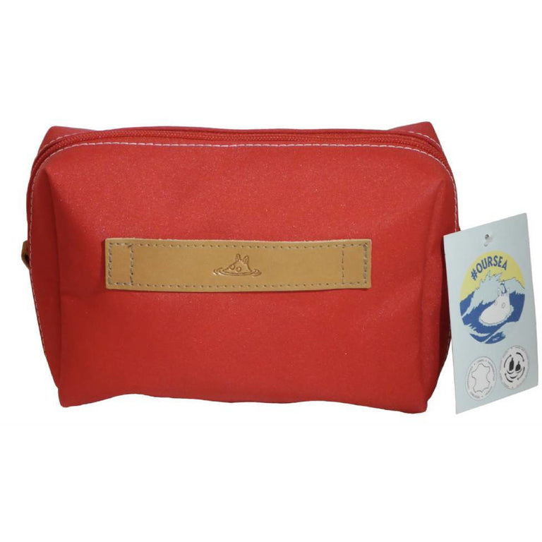 #OURSEA Moomin Purse red - Docover - The Official Moomin Shop