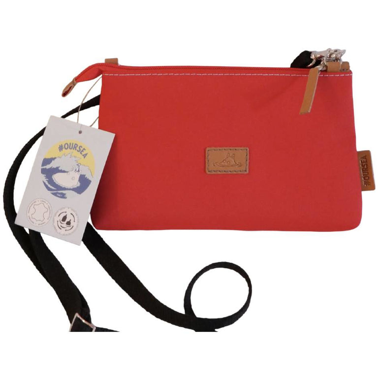 #OURSEA Moomin Bag red - Docover - The Official Moomin Shop