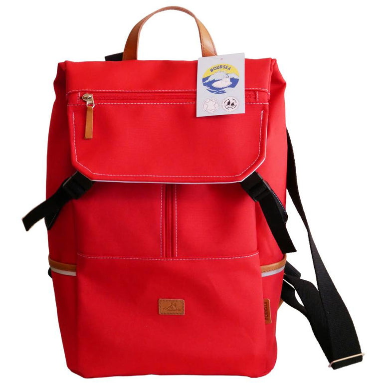 #OURSEA Moomin Backpack red - Docover - The Official Moomin Shop