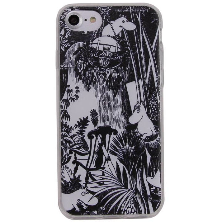 "Moomin ""Forest"" Phone Soft Case - Docover - The Official Moomin Shop"