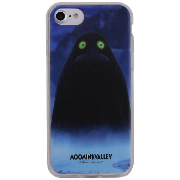 The Groke Phone Soft Case - Docover - The Official Moomin Shop
