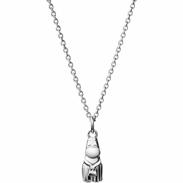 Moominmamma sterling silver pendant by Saurum - The Official Moomin Shop