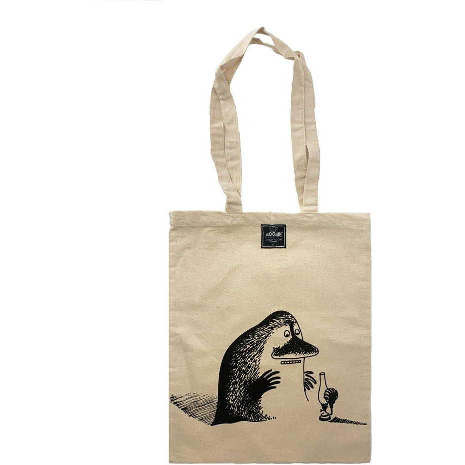 Groke Cotton Bag - Showroom - The Official Moomin Shop