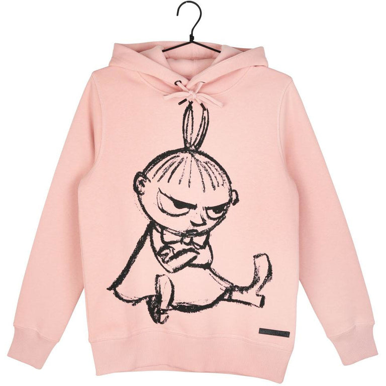 Moomin Sweatshirt Little My Sketch Pink - Martinex - The Official Moomin Shop