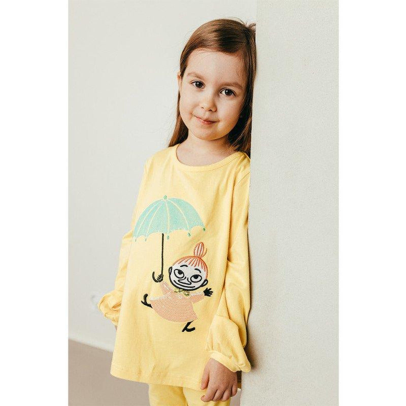 Little My Shirt Yellow - Martinex - The Official Moomin Shop