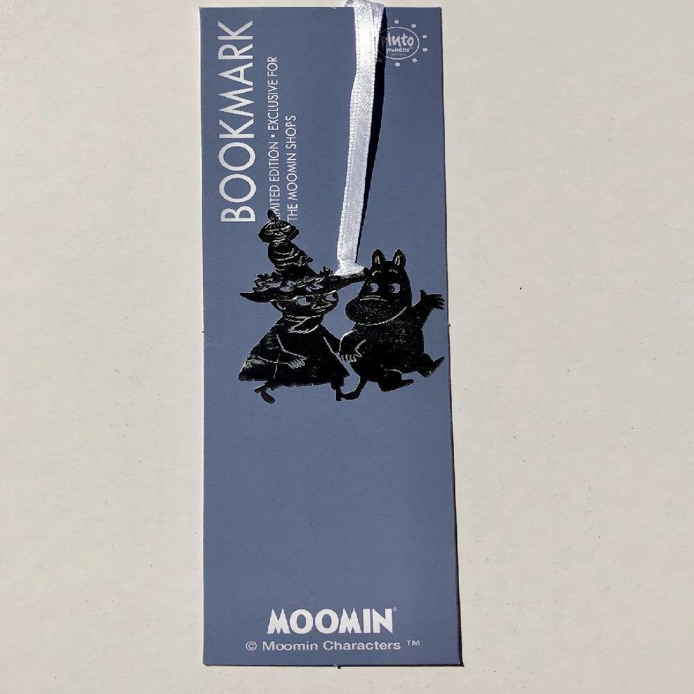Moomintroll, Snufkin and Little My Bookmark - Pluto Produkter - The Official Moomin Shop