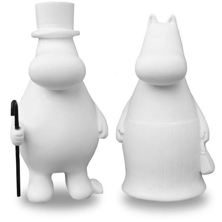 #OURSEA Moominmamma & Moominpappa - Moomin figurine - The Official Moomin Shop