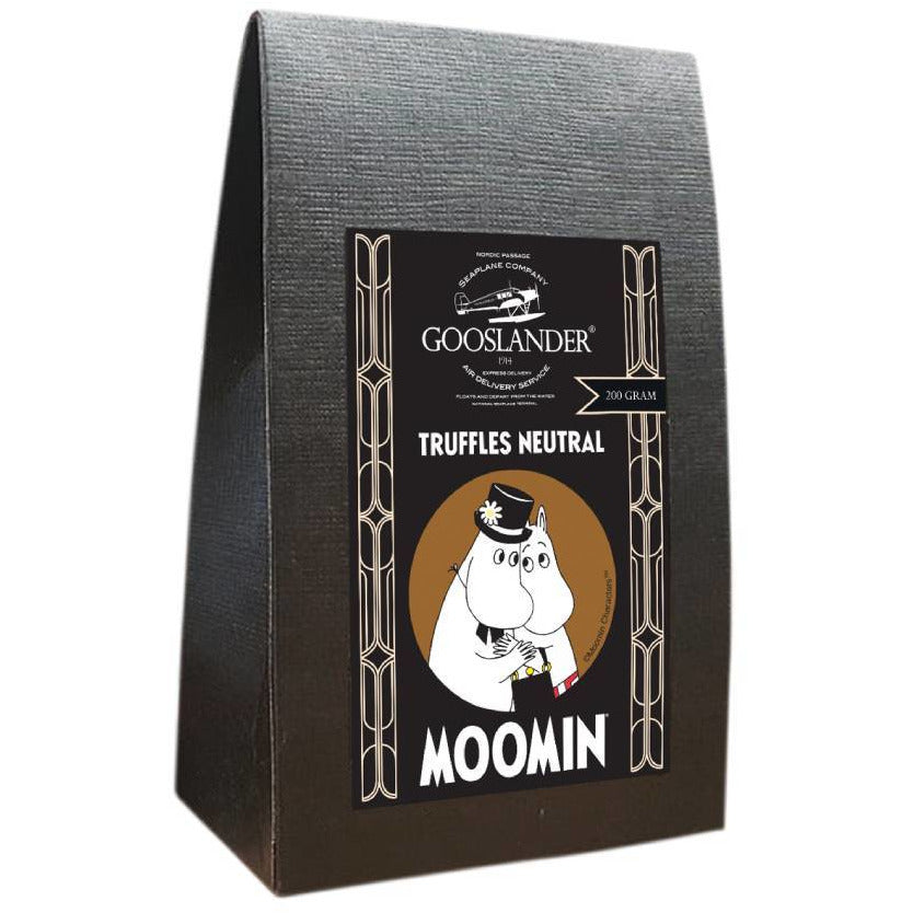 Moomin Truffles Natural - Gooslander - The Official Moomin Shop