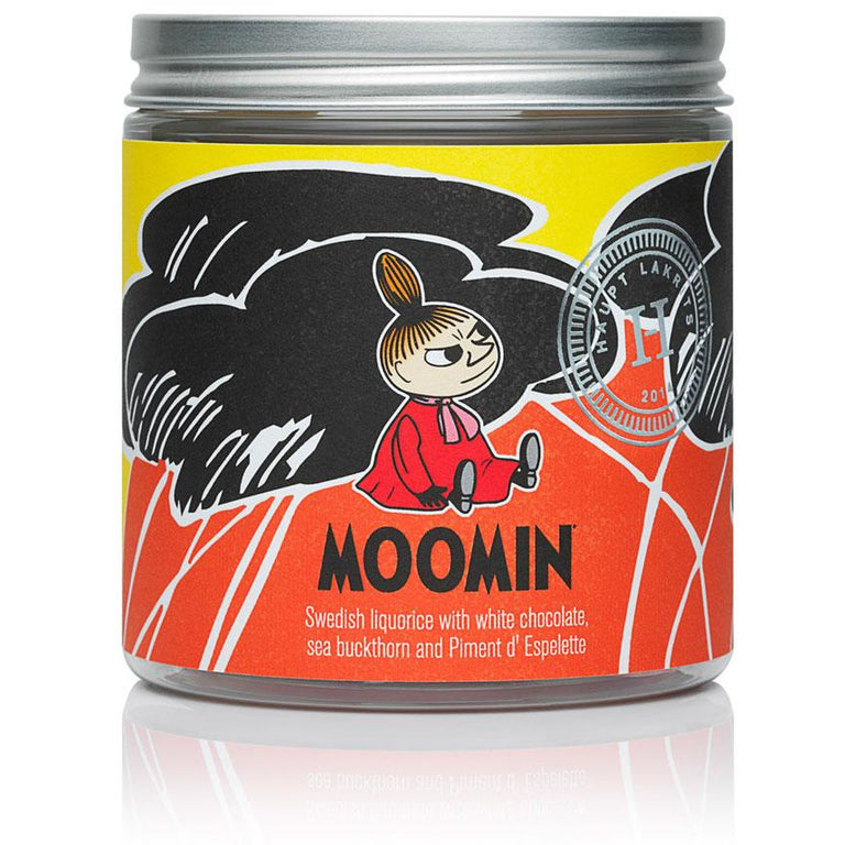 Little My liquorice by Haupt Lakrits - The Official Moomin Shop
