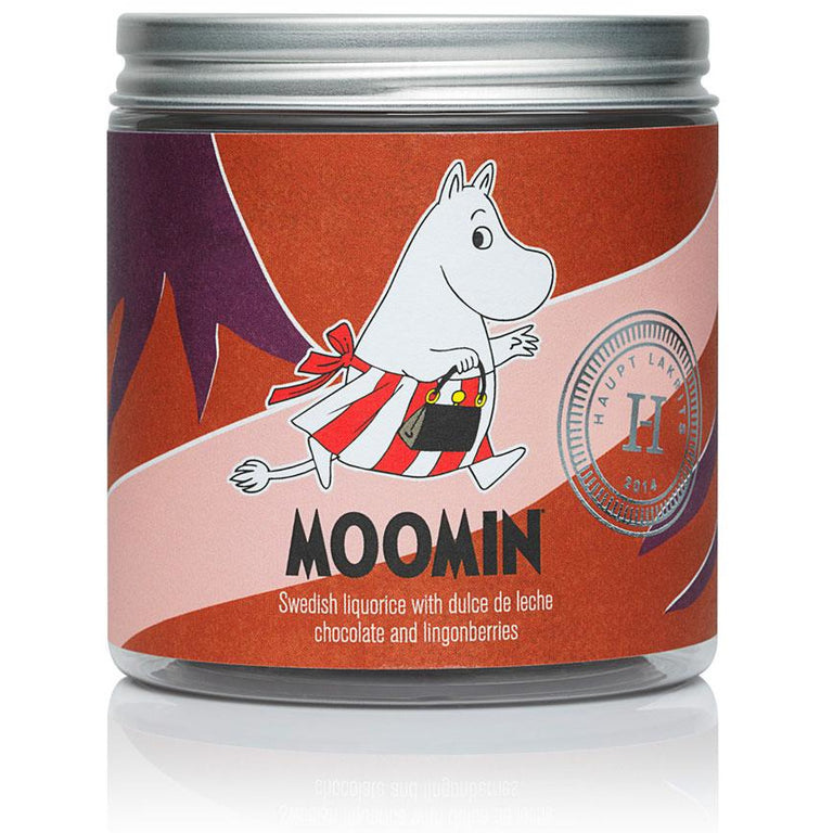 Moominmamma liquorice by Haupt Lakrits - The Official Moomin Shop