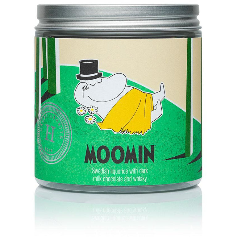 Moominpappa Liquorice - Haupt Lakrits - The Official Moomin Shop