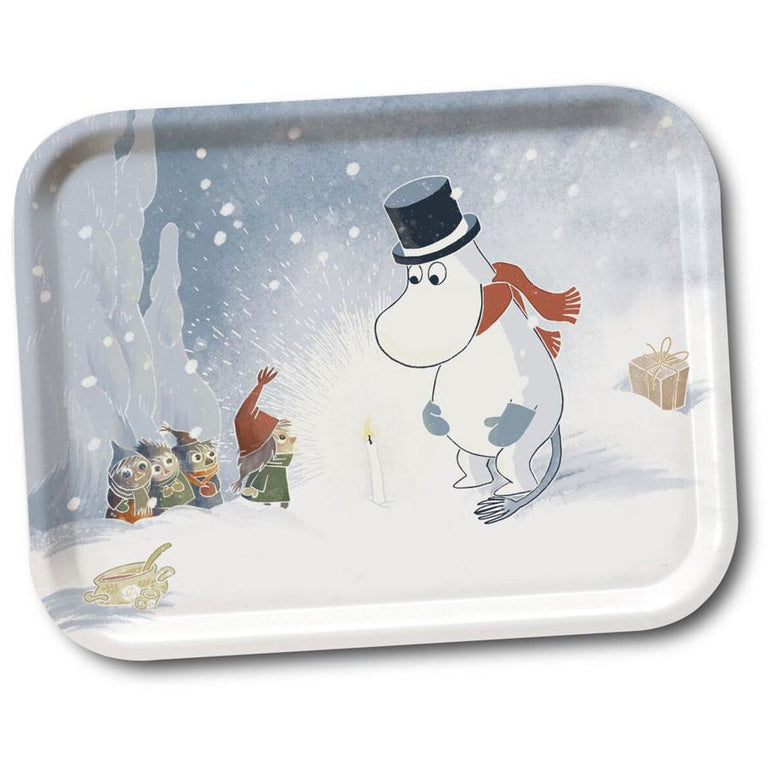 Moominpappa Tray 27 x 20 cm - Opto Design - The Official Moomin Shop