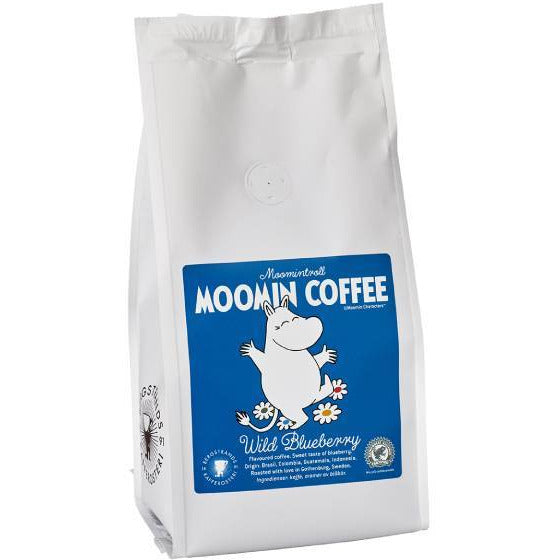 Moomintroll Coffee wild blueberry - Bergstrands Kafferosteri - The Official Moomin Shop
