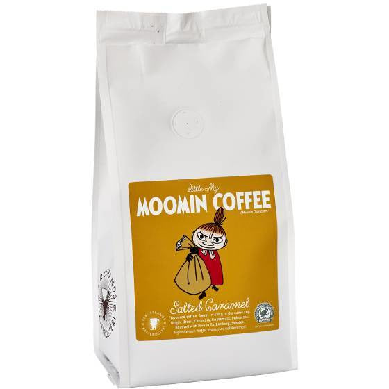 Little My Coffee salted caramel - Bergstrands Kafferosteri - The Official Moomin Shop
