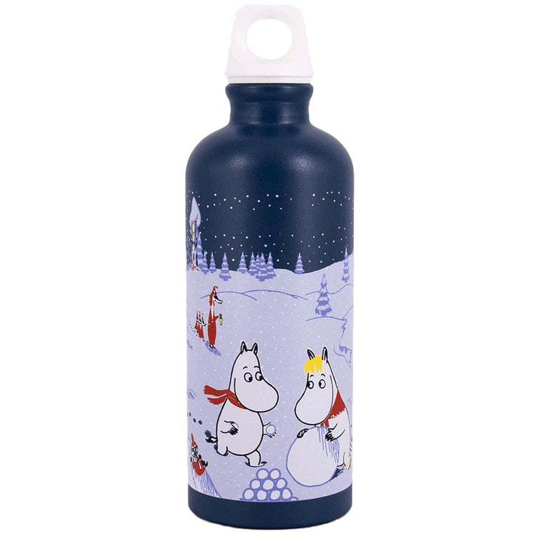 Moomin Winter Bottle 0,6 l - SIGG X Moomin - The Official Moomin Shop