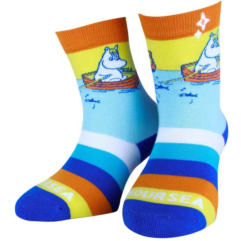 #OURSEA Moomin Kids Socks - NVRLND - The Official Moomin Shop