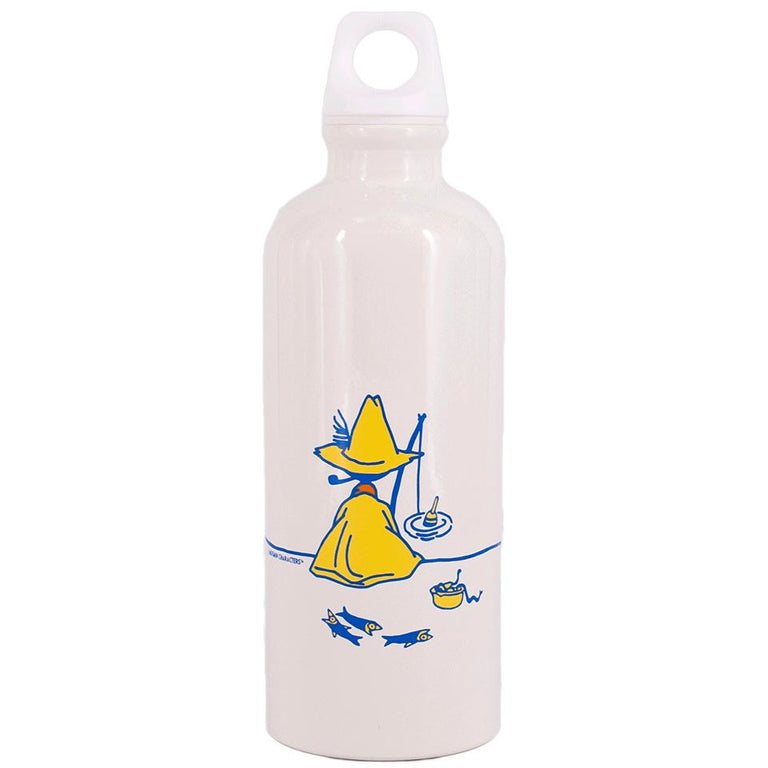 #OURSEA Snufkin Bottle 0,6 l - SIGG X Moomin - The Official Moomin Shop