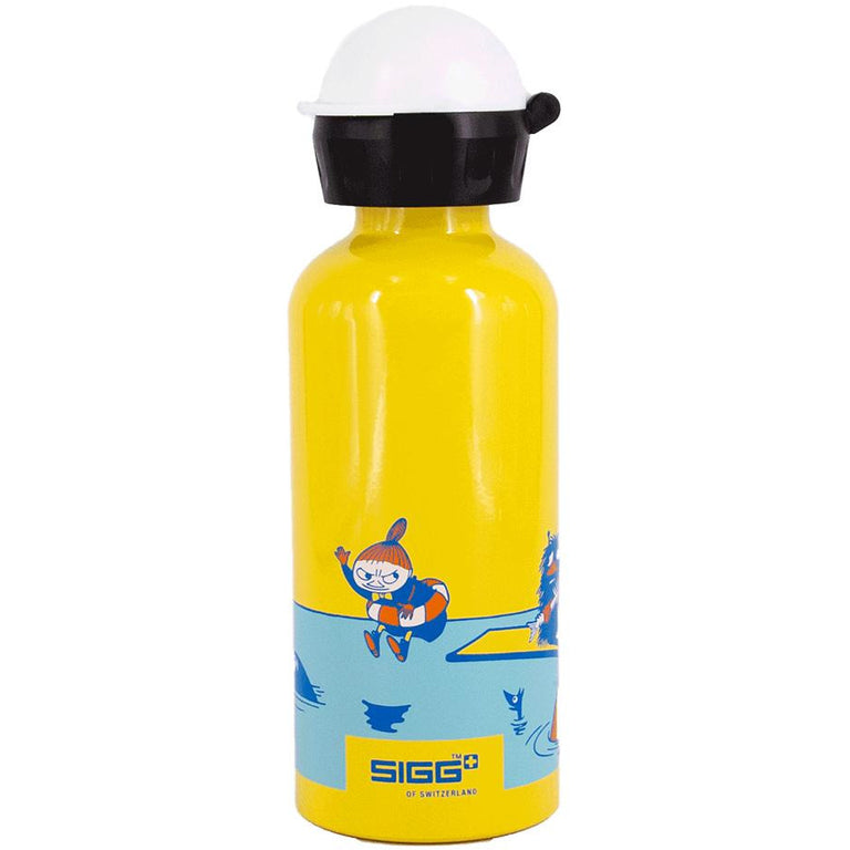 Moomin #OURSEA Bottle 0,4 l - SIGG X Moomin - The Official Moomin Shop