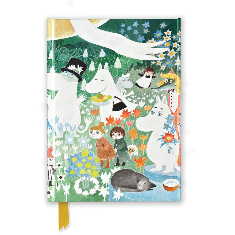 Moomin Dangerous Journey Notebook - Flame Tree - The Official Moomin Shop
