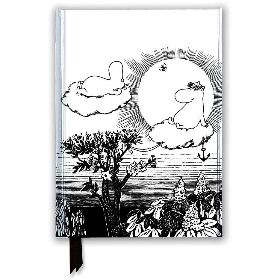 "Moomin ""in the Clouds"" Notebook - Flame Tree - The Official Moomin Shop"