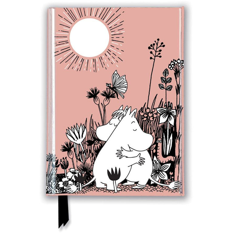 "Moomin ""Love"" Notebook - Flame Tree - The Official Moomin Shop"