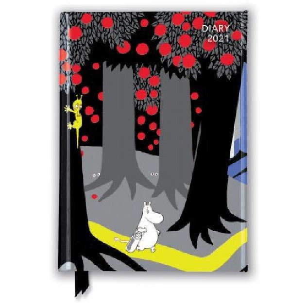 Moomin Pocket Calendar 2021 - Flame Tree - The Official Moomin Shop