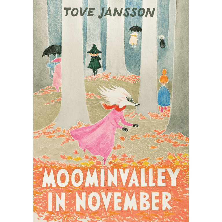 Moominvalley in November Collectors' Edition - Sort of Books - The Official Moomin Shop
