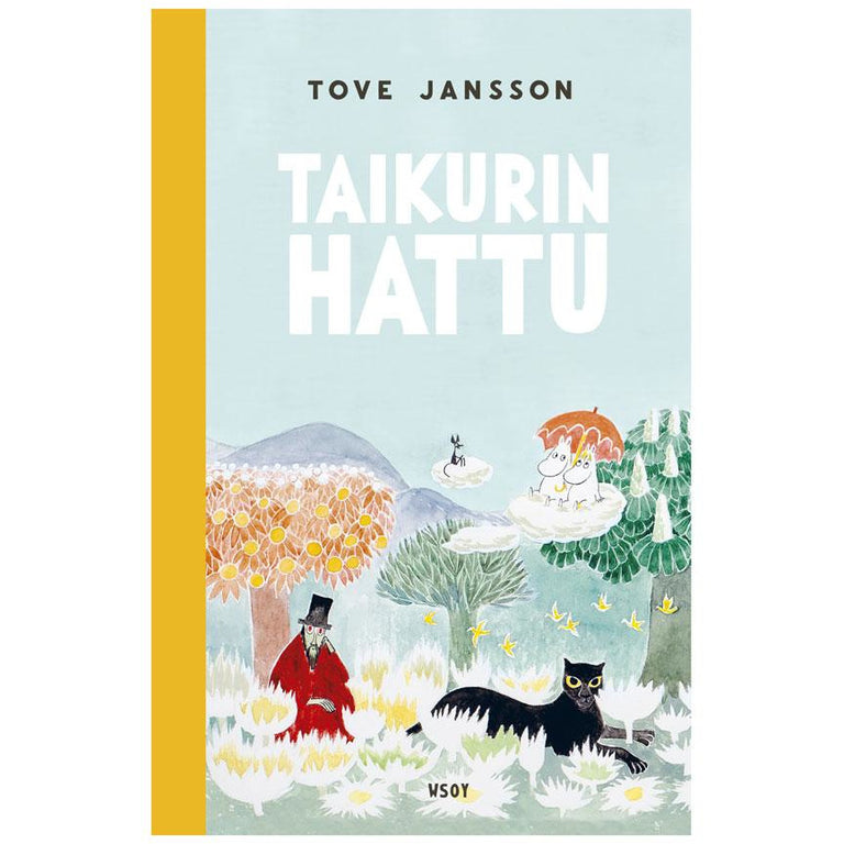 Taikurin hattu - WSOY - The Official Moomin Shop