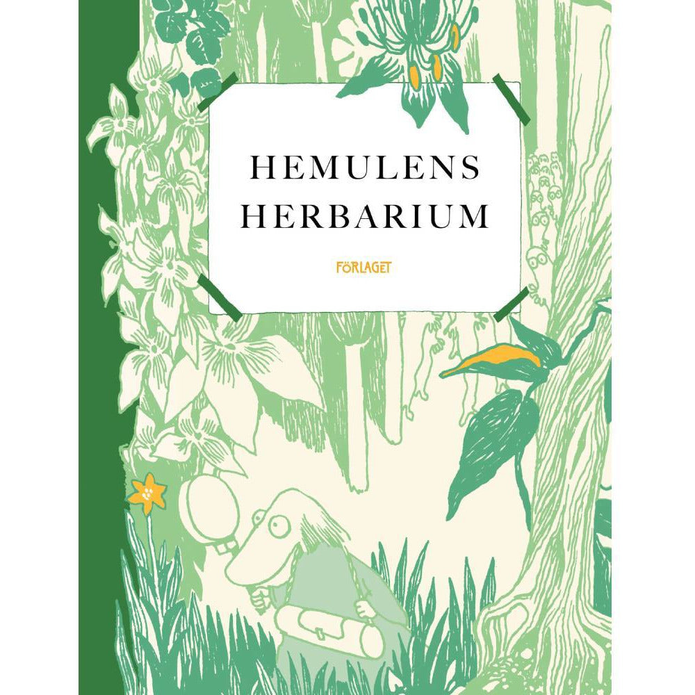 Hemulens herbarium - Förlaget - The Official Moomin Shop