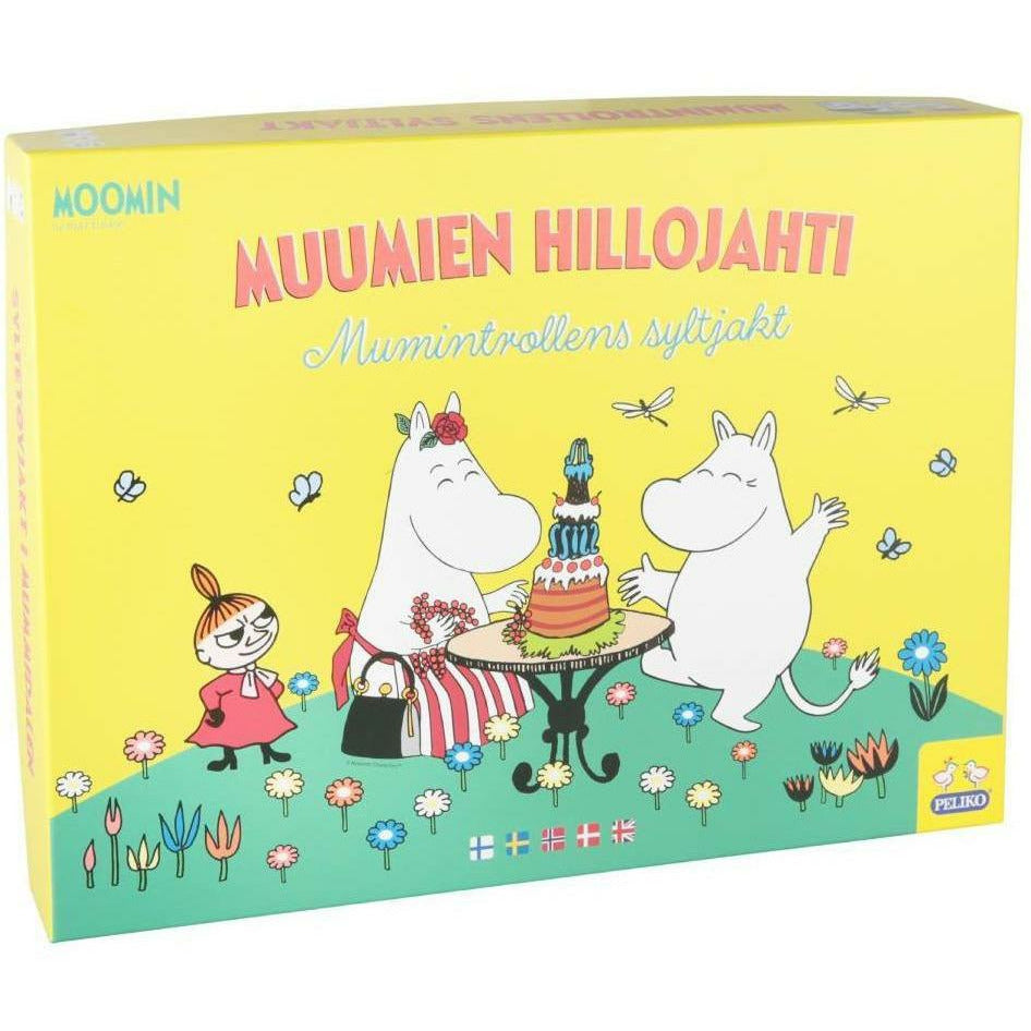 Moomin Jam Chase Game - Martinex - The Official Moomin Shop