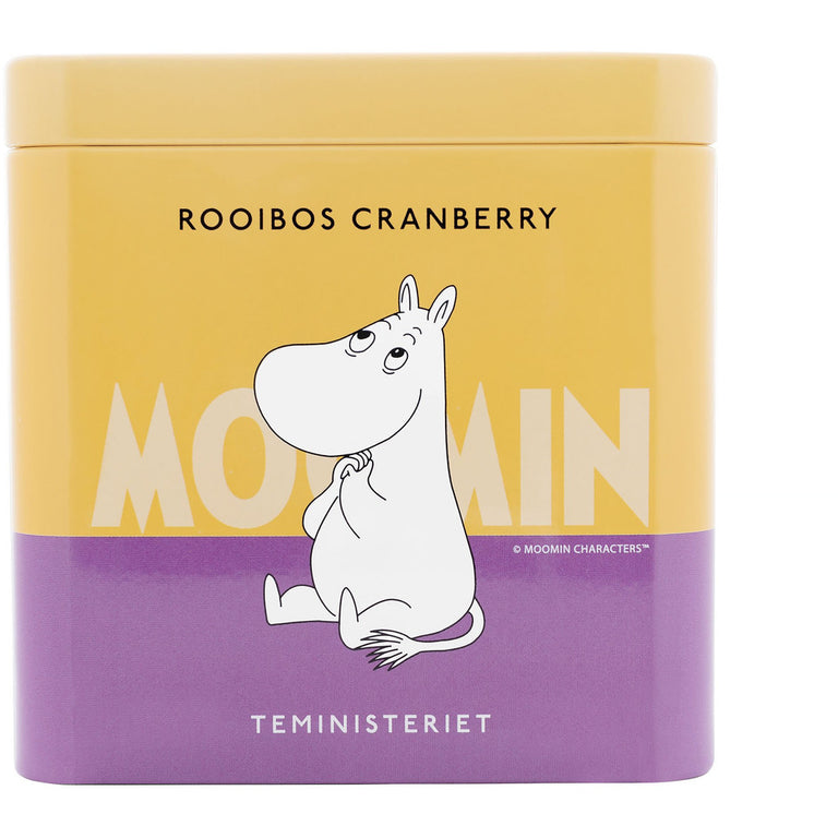 Moomin Rooibos Tea Cranberry - Teministeriet - The Official Moomin Shop