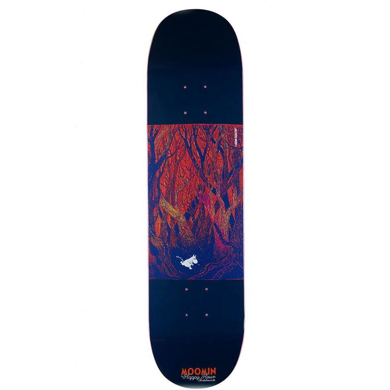 MOOMIN x Happy Hour Skateboards - The Forest - The Official Moomin Shop