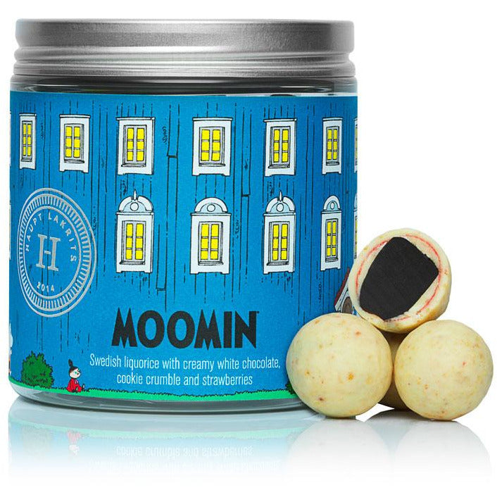 Moominhouse liquorice by Haupt Lakrits - The Official Moomin Shop
