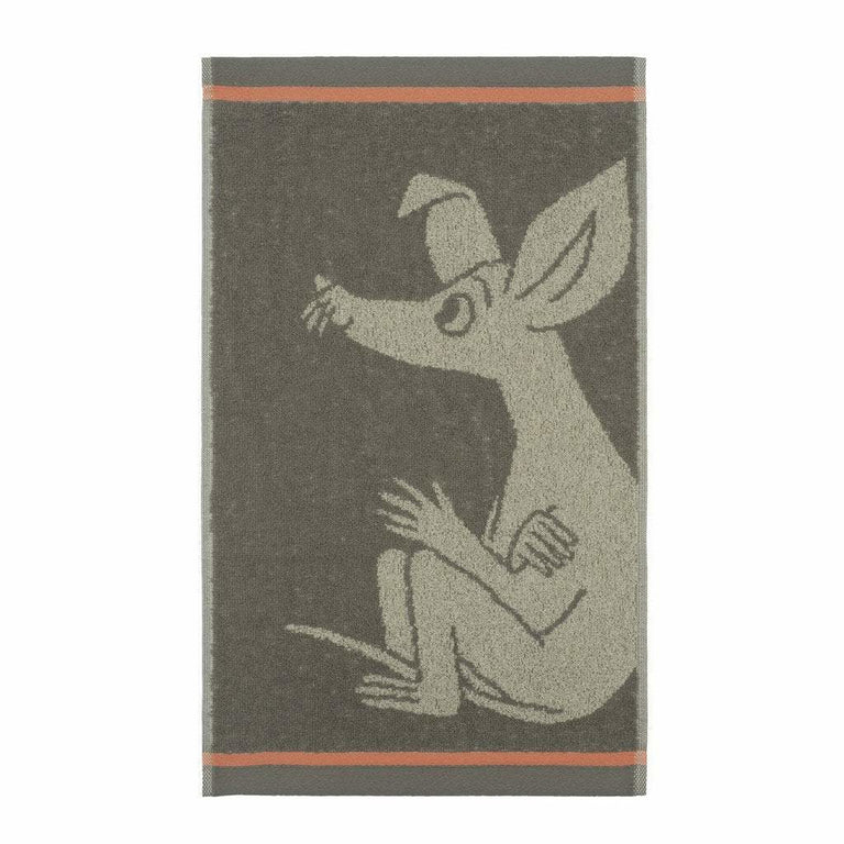 Sniff Hand Towel 30 x 50 cm - Finlayson - The Official Moomin Shop