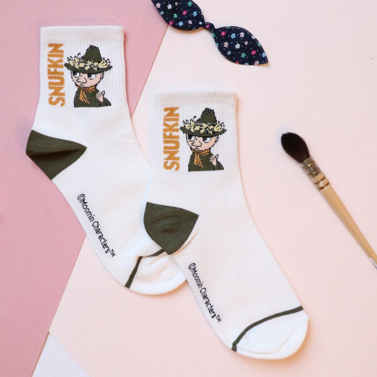 Snufkin socks - The Official Moomin Shop