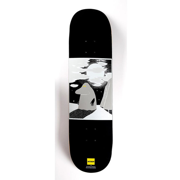 MOOMIN x Happy Hour Skateboards - The Groke - The Official Moomin Shop