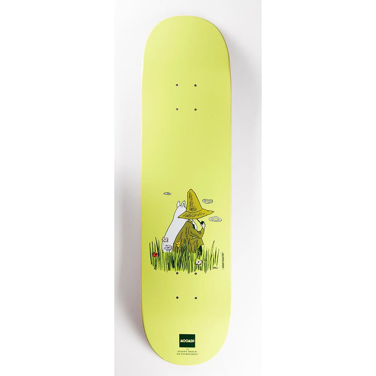 MOOMIN x Happy Hour Skateboards - Moomintroll & Snufkin - The Official Moomin Shop