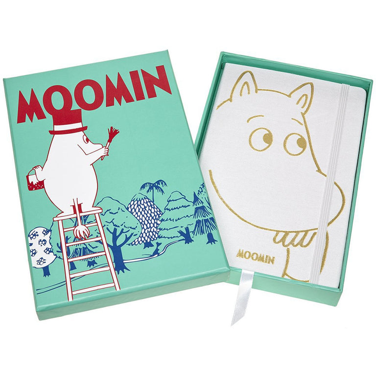 Collectors' Edition - Moomin x Moleskine - The Official Moomin Shop
