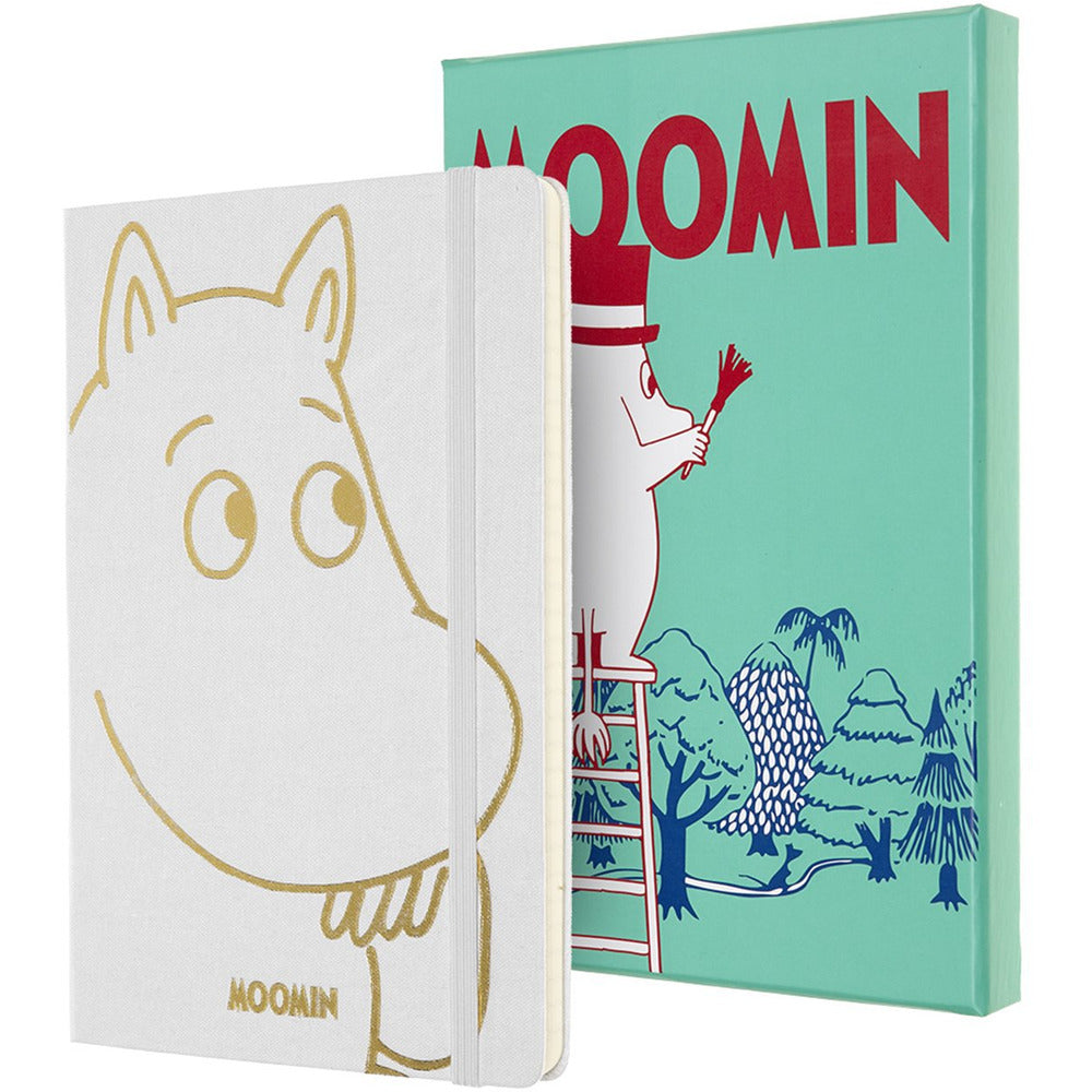 Moomin Collectors' Edition Notebook - Moomin x Moleskine - The Official Moomin Shop