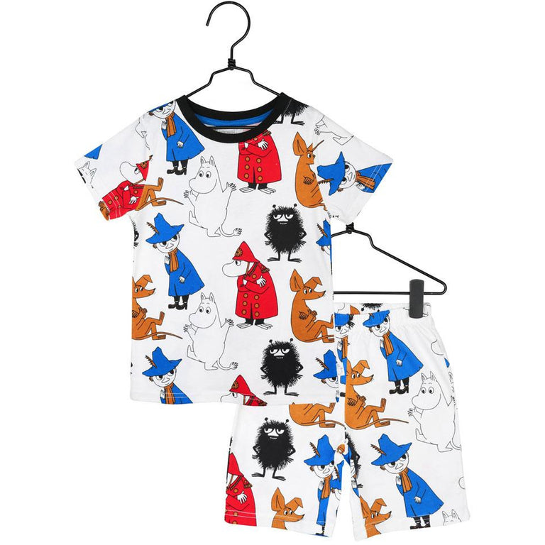 Moomin Watch pyjamas for children by Martinex - The Official Moomin Shop
