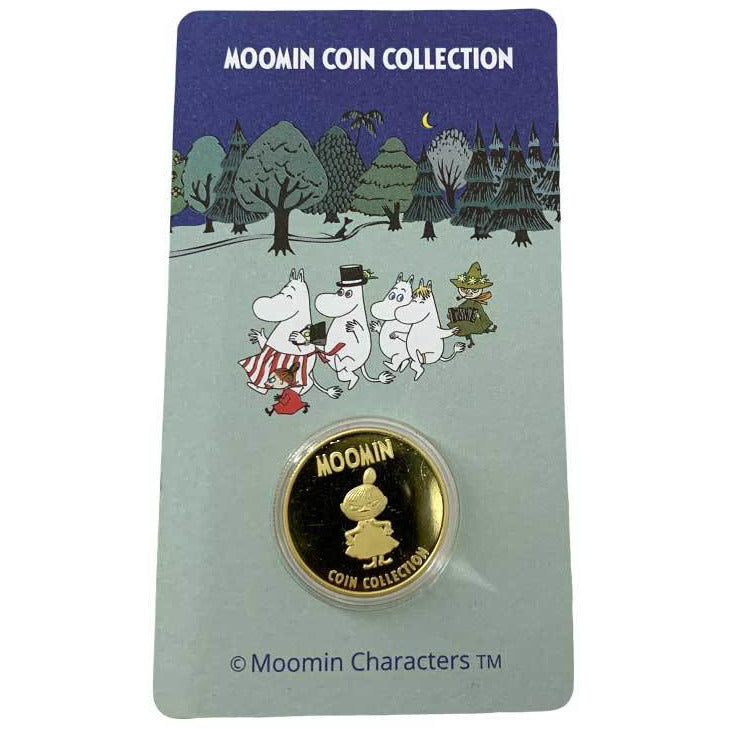 Moomin Collector's coin - Little My - The Official Moomin Shop