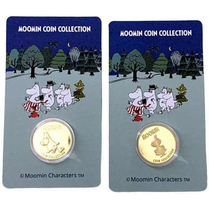 Moomin Collector's coin - Moomintroll - The Official Moomin Shop