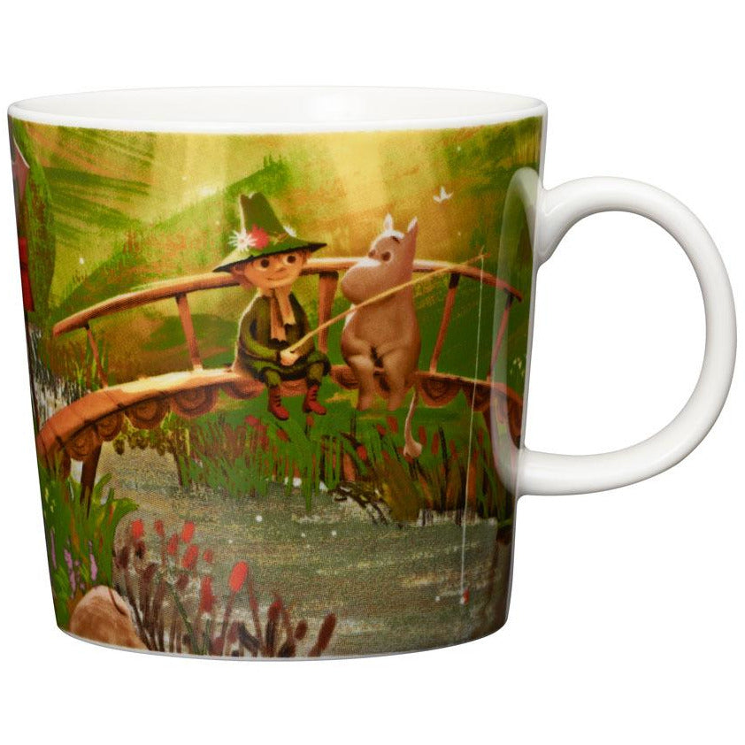 "Moomin ""Last Dragon"" Mug - Arabia - The Official Moomin Shop"
