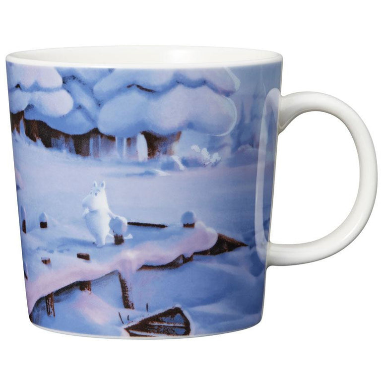 "Moomin ""Midwinter"" Mug - Arabia - The Official Moomin Shop"