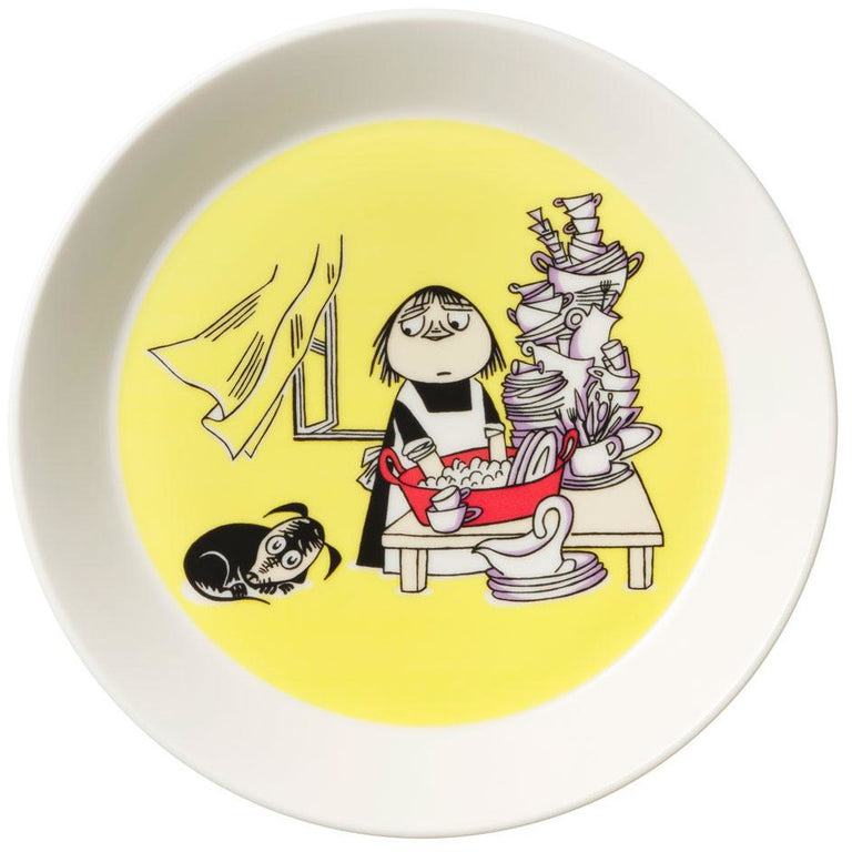 Misabel Moomin Plate by Arabia - The Official Moomin Shop