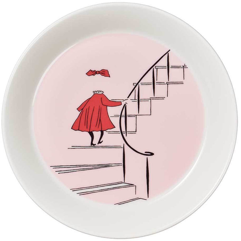 Ninny plate by Arabia - The Official Moomin Shop