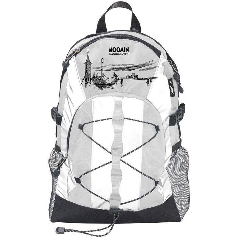 Moomin reflective backpack - Huomio - The Official Moomin Shop