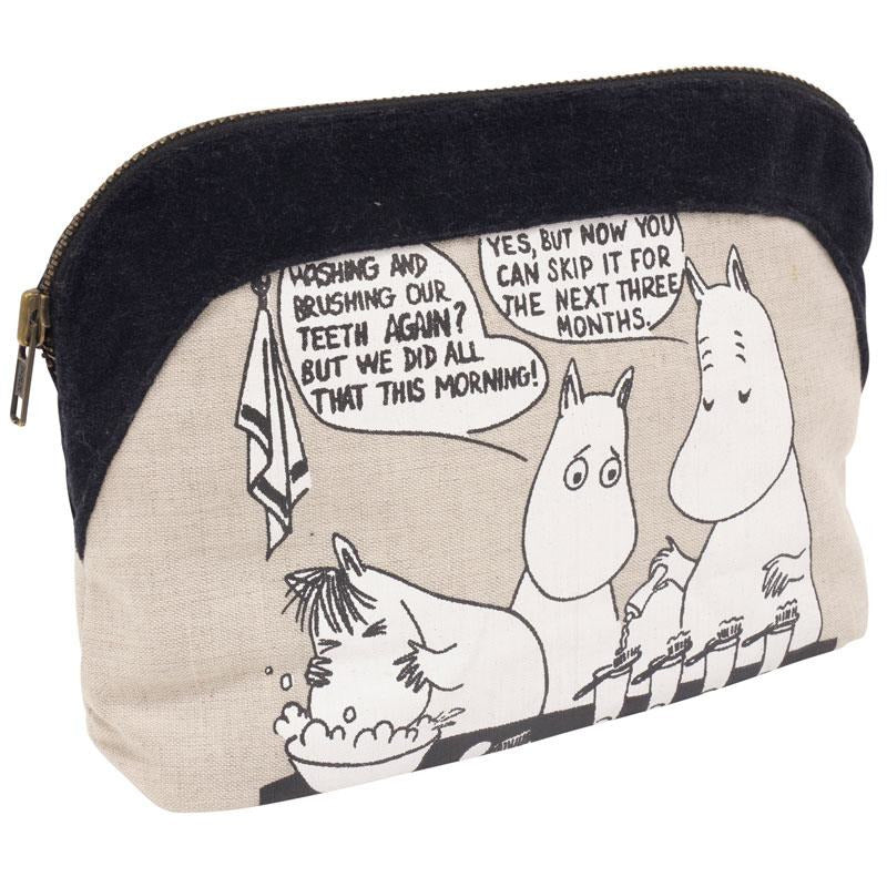 Moomin Large Toiletry bag - Nordicform - The Official Moomin Shop