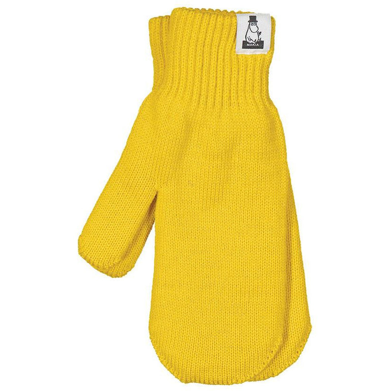 My Mittens Yellow - Moomin x Makia - The Official Moomin Shop